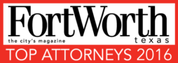 Fort Worth, Texas Top Attorneys 2016