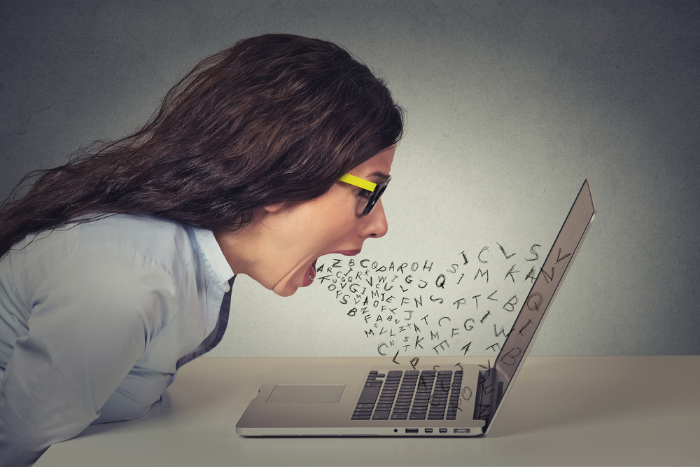 social media to avoid during a divorce